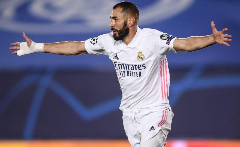 上轮皇家马德里客场1-1战平比利亚雷亚尔的西甲联赛