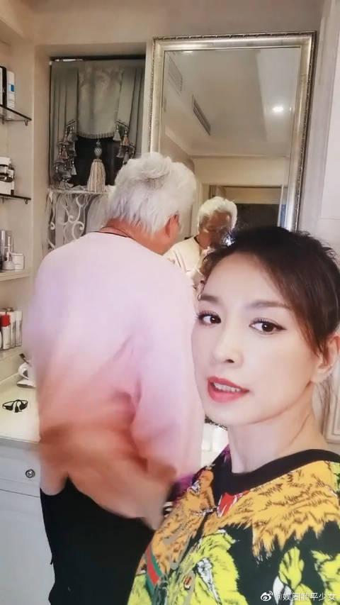 张庭:他真的没说谎 夫妻间的搞笑日常~