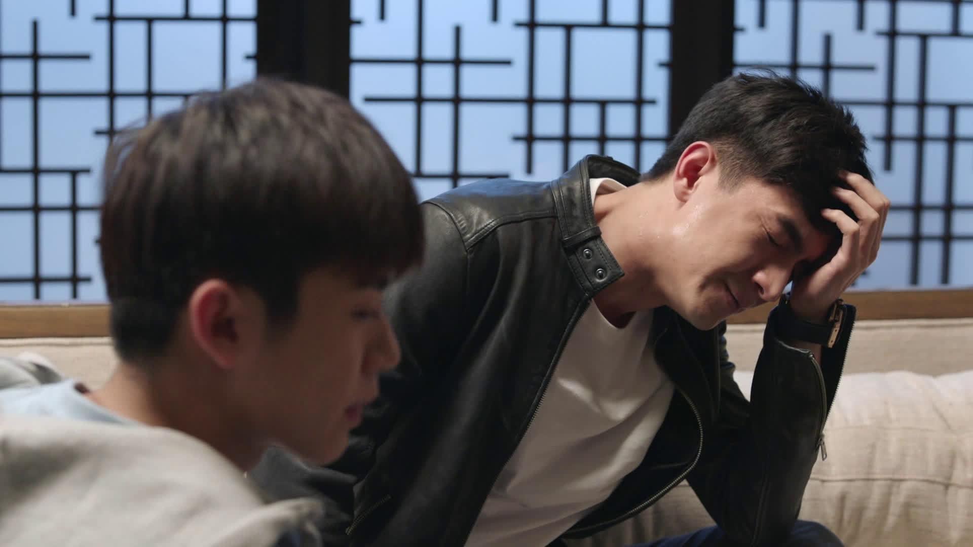第14集:湛羽来找严谨认错,求他原谅,再给他一次机会…………