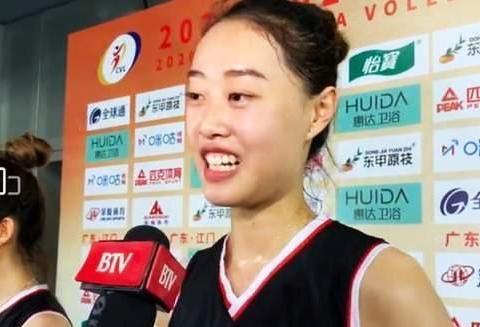 北京女排出现23岁新星!曾在美国大学联赛打球,接替曾春蕾主打