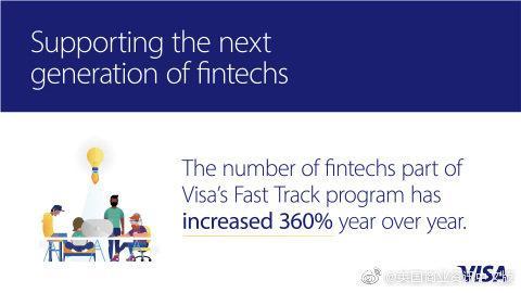 Visa拓展Fast Track计划,帮助新一代金融科技公司重建全球经济