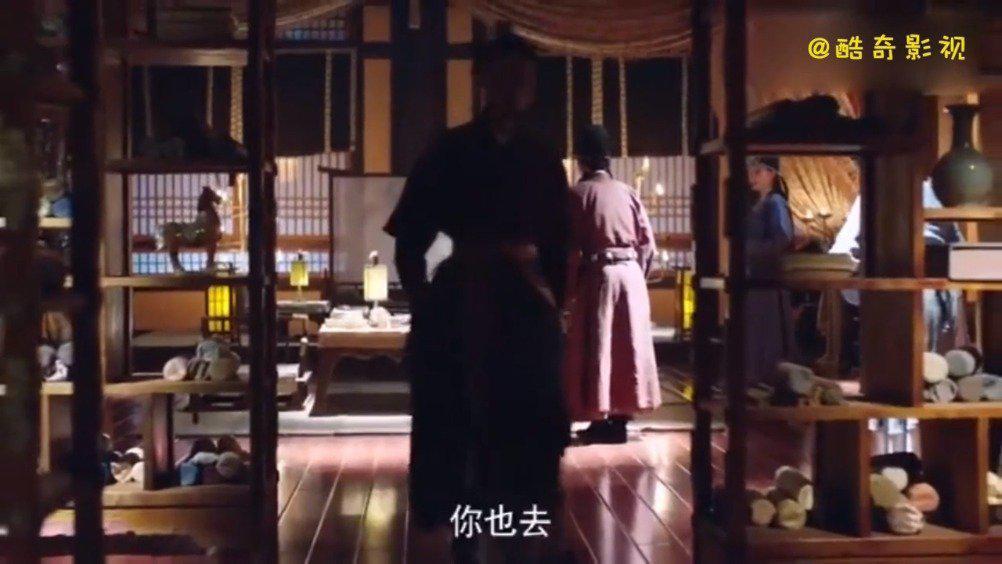 韩德让跟萧燕燕在宫中商谈,怎料突然传来李思的死讯!