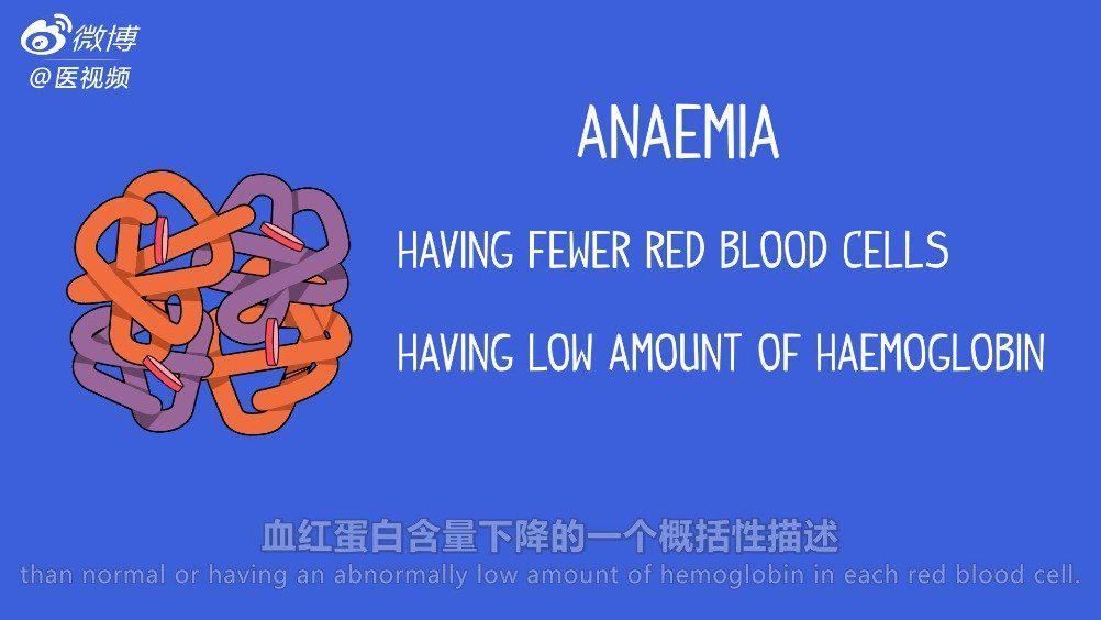 医学科普:缺铁性贫血
