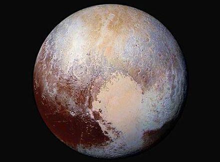 冥王星被除名,零下223℃的矮行星,会是病毒的家园吗?