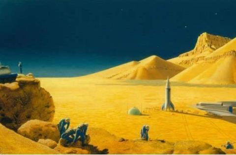 """""""太空农业""""来了!科学家发现:火星土壤适合农作物生长"""