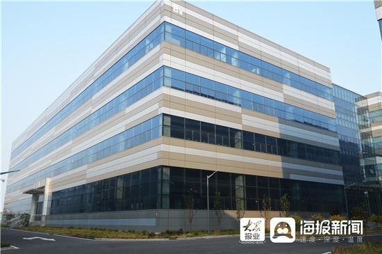 威泊(上海)新能源首家华东生产基地落户淄博高新区