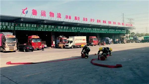 【寻找最美消防人】筑牢消防安全防线的天润物流