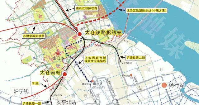 苏州⇔上海,新增一条地铁明年开工