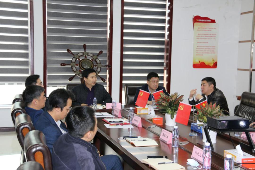 潍坊市保险行业协会组织召开人身险同业运营服务交流座谈会