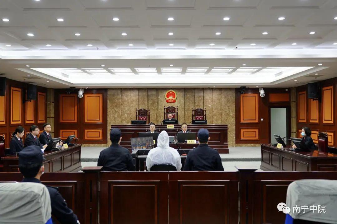 包庇纵容涉黑组织等,玉林市原副市长李庄浩获刑11年6个月