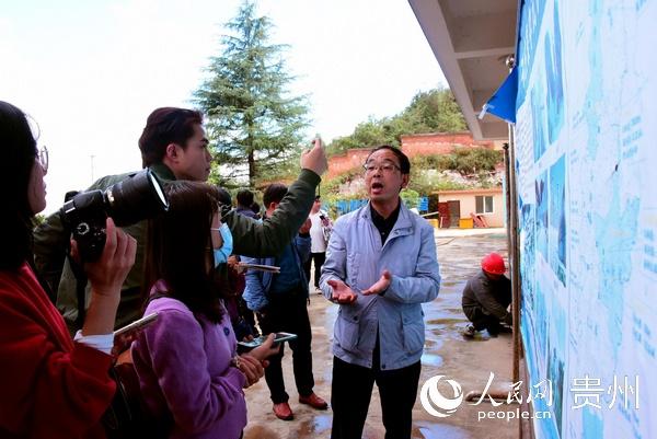 贵州龙里:跨县域引水解高坪村饮水难