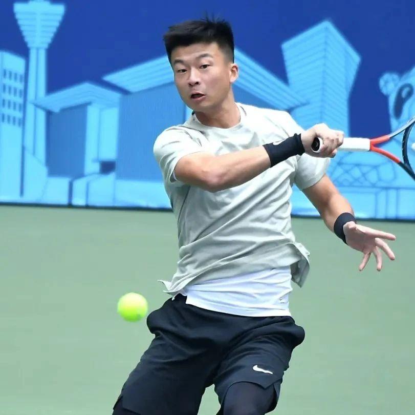 2020中国网球巡回赛职业级总决赛第二日:吴迪赢得强强对话 王欣瑜逆转郑赛赛