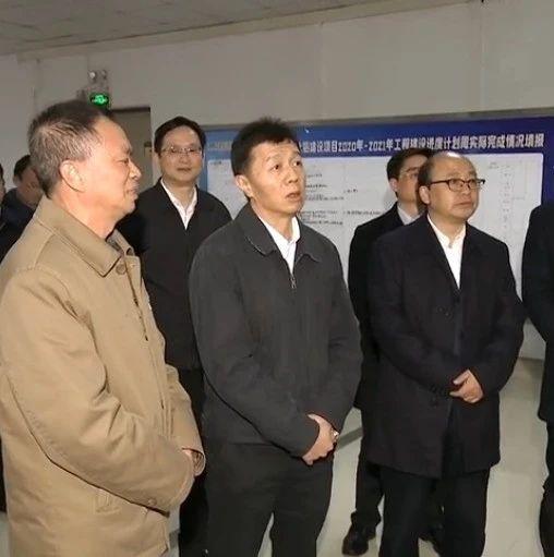 陈晏赴修文县、高新区、观山湖区和清镇市等地调研工业企业生产经营情况