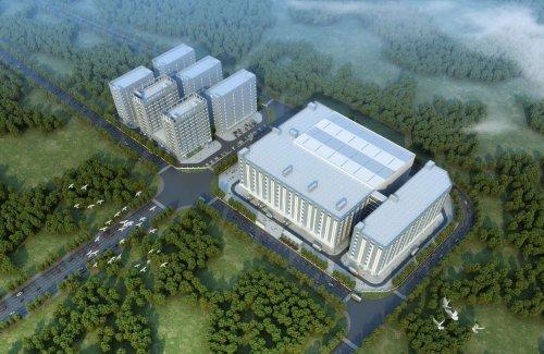 华南九州通大健康产业总部基地项目开工