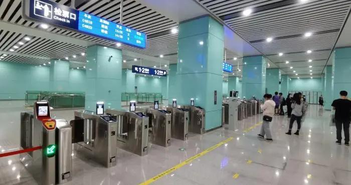两条城际线即将通车,清远到广州最快仅16分钟