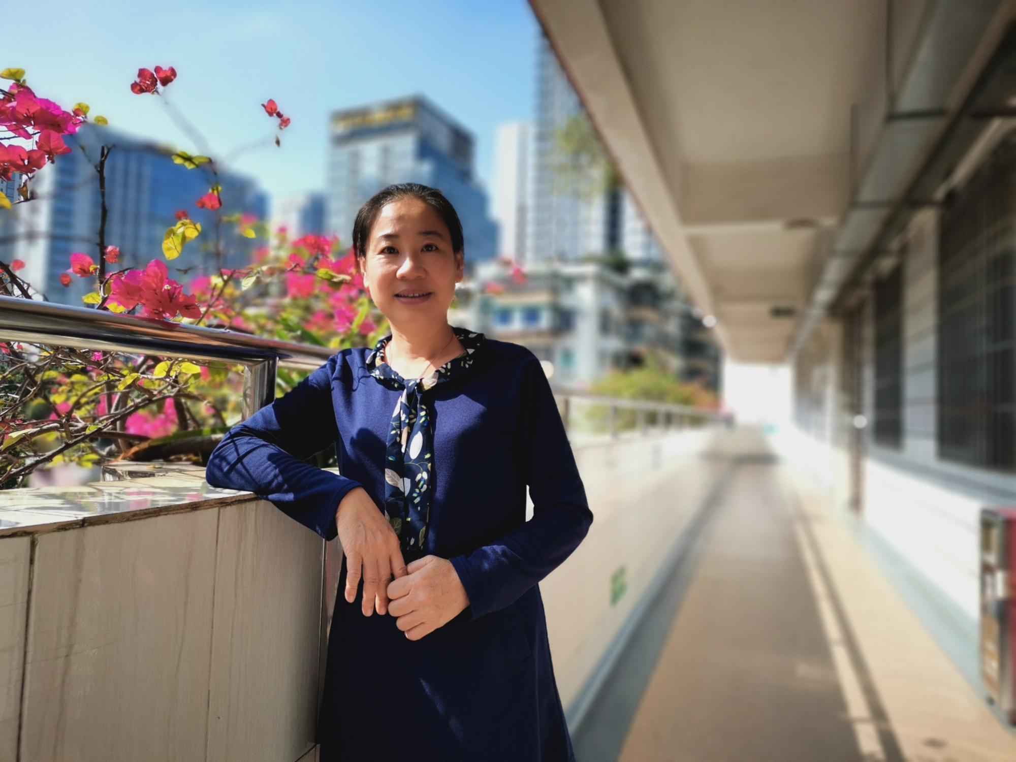 石牌人物丨翁秀娟:扎根石牌小学26年,见证美术教育繁花满树