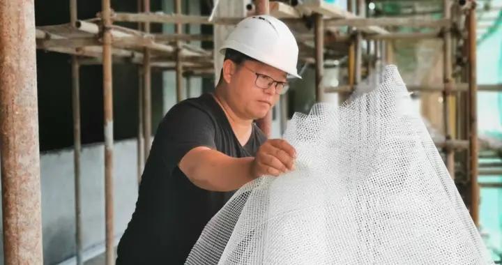 """扬子江药业工匠系列六十一——鞠兴惠:""""钉""""在工地上的党员先锋"""