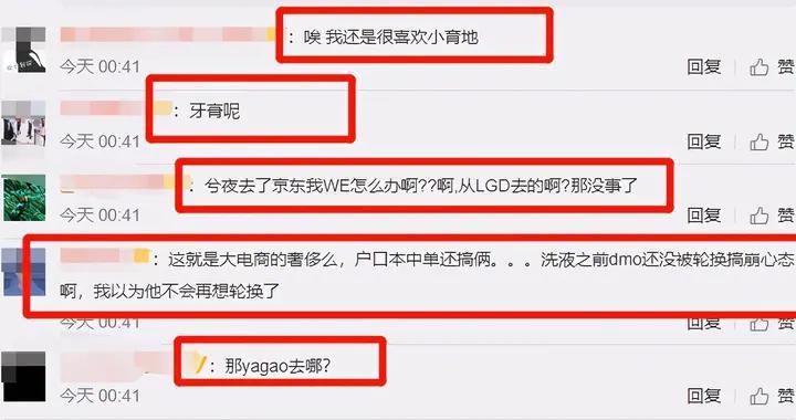 "WE粉丝进退两难?兮夜恐加入JDG,""蓝莲花""成兮夜的老板"