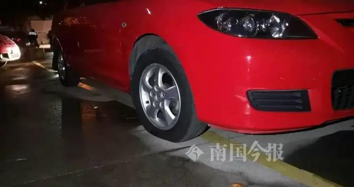 两车接孩子闹出流血事件,事发柳州市红桥路,伤者被紧急送医