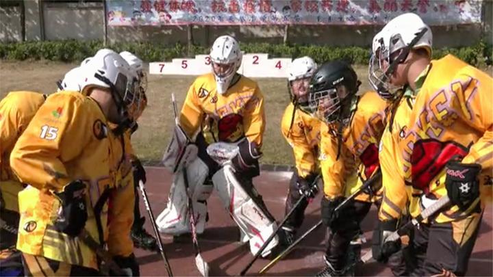 亚运城里的小操场,滑出全国冰雪运动特色学校