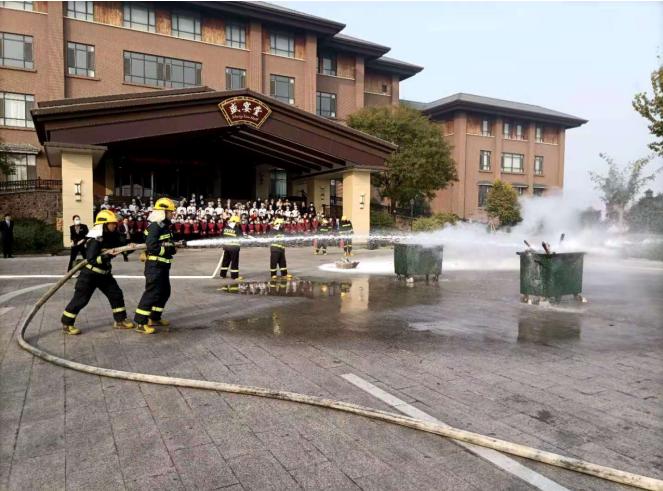 滨州市惠民县开展多种形式消防宣传活动