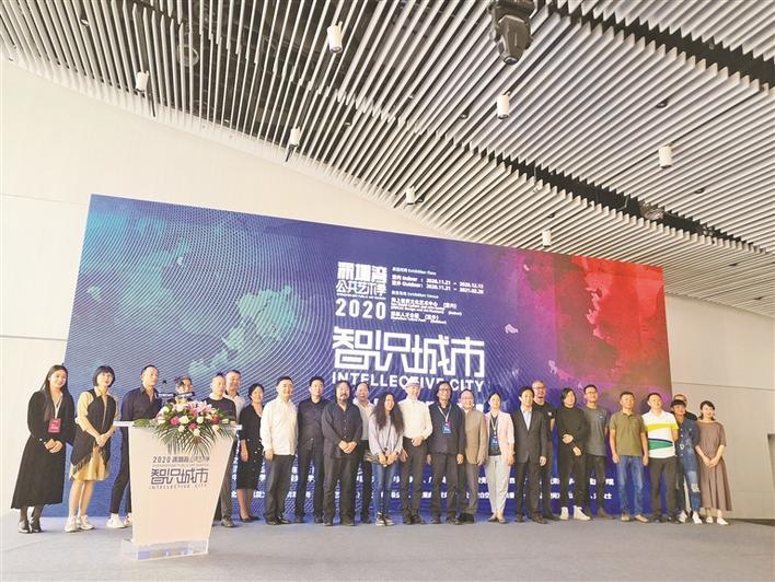 深圳湾公共艺术季开幕 51位当红艺术家的展览等你来看