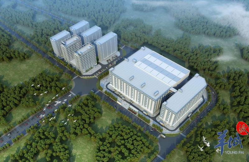 投资约8亿元!华南九州通大健康产业总部基地项目开工