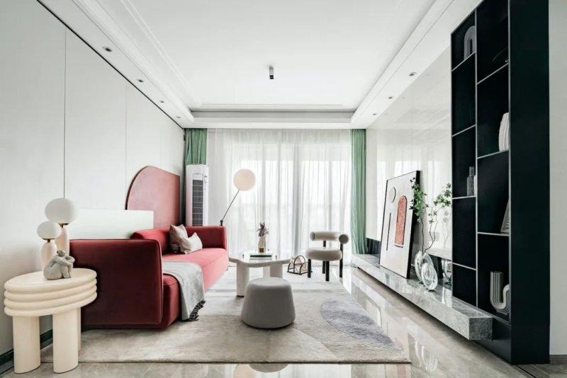 109平米三居室新房,找熟人装修才花费18万,大家觉得值吗?