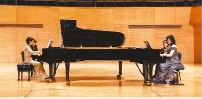 双钢琴公益音乐会首次亮相沈阳舞台