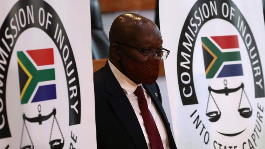 南非司法调查委员会向前总统祖马提起刑事诉讼