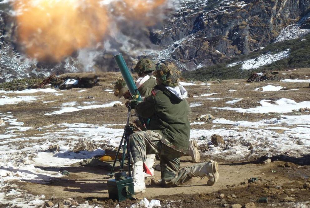 印军动用重炮袭击巴基斯坦婚礼现场 致11名平民受伤