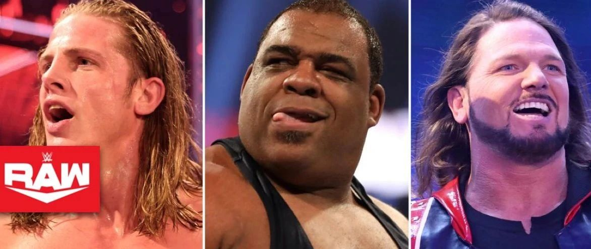 RAW | 三员猛将资格赛晋级 离冠军头衔更近一步