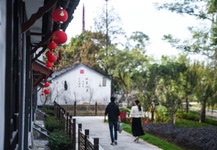 浙江湖州推进村庄景区化 打造乡村旅游新亮点
