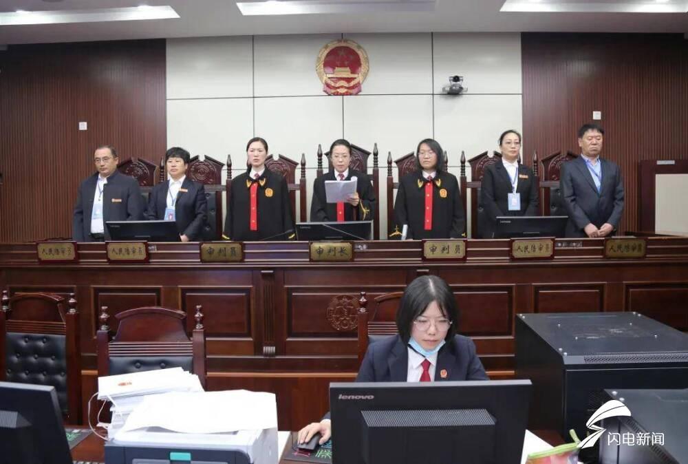 殴打参选人员破坏村两委选举,青岛市即墨区19人恶势力团伙被判刑