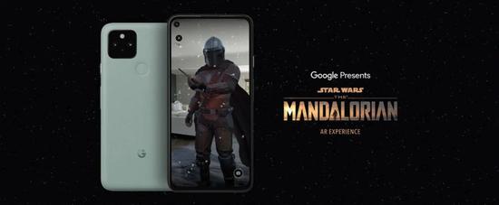 谷歌推出全新AR应用:《曼陀罗人》
