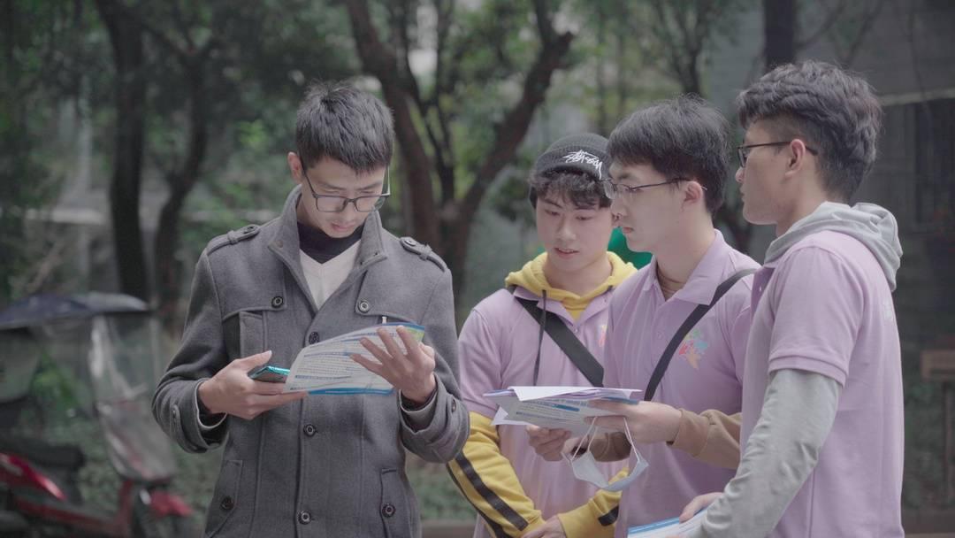 """关爱白血病患儿 四川一高校成立""""满天星""""志愿者团队"""
