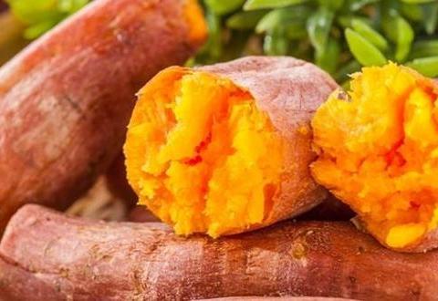 祛湿食物:地瓜、燕麦、薏仁、小米、红豆、胡萝卜、山药、牛蒡、