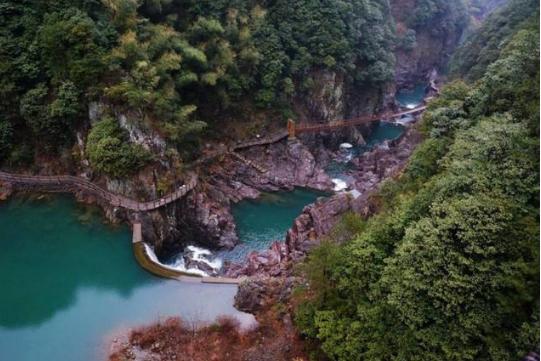"""金华""""或增""""一5A景区,被称为""""浙中大峡谷"""",门票70值得一游"""