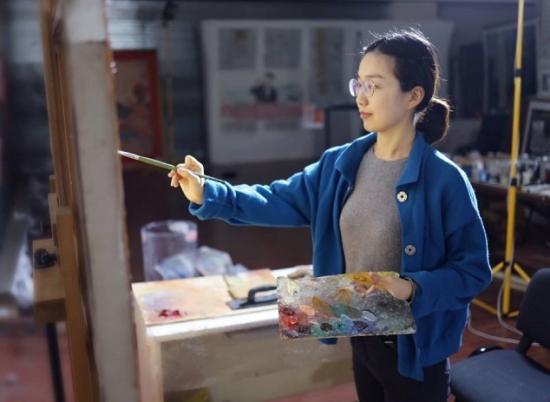融铁建奇迹--大路青年画家殷鸣《山海新经》系列作品赏析
