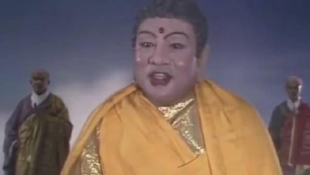 佟湘玉的爹和如来佛祖是同一演员……
