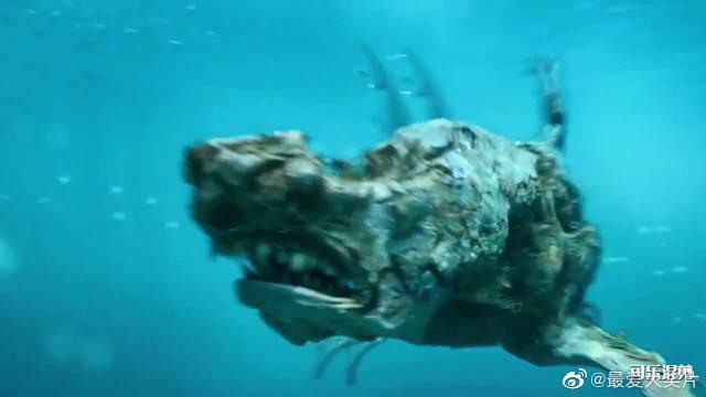 经典电影《加勒比海盗》 海上亡灵千千万,杰克船长惹一半