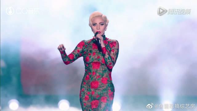 Lady Gaga牵手何穗!……