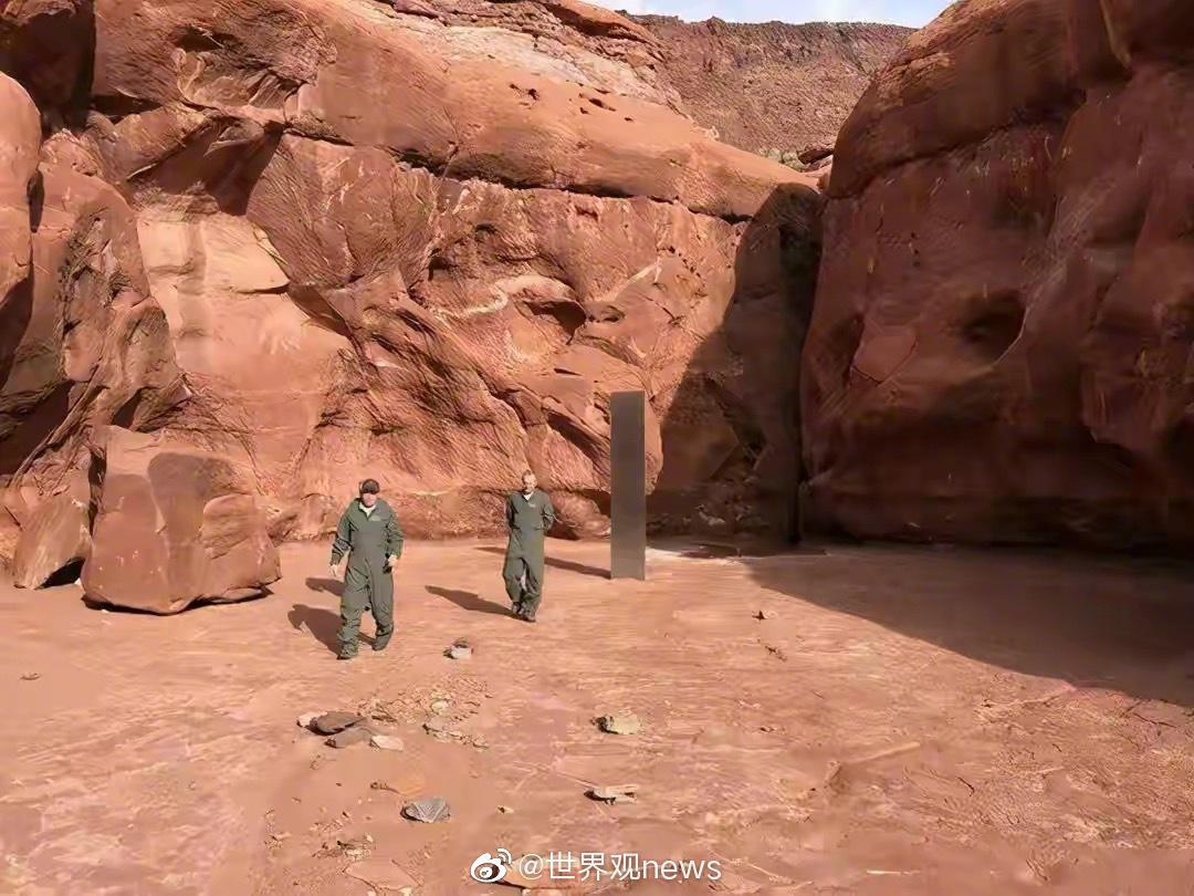 美国犹他州一架直升机上周在沙漠飞行时……