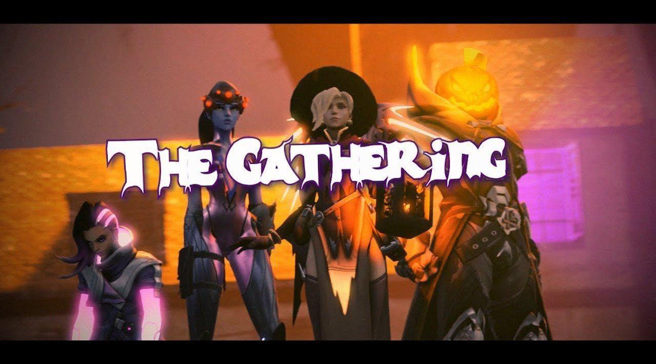 守望先锋同人SFM动画:The Gathering by:ytb.Eroll Justine