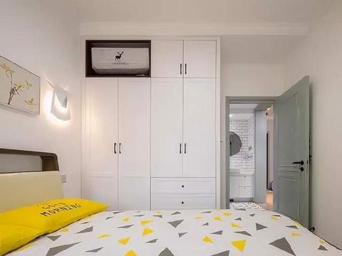 71平混搭风小两居,清新时尚宽敞大气,打造与众不同的生活空间!