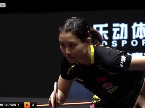 国乒又一队员被人注意,被称为国乒最美队员,网友:女队都挺好看