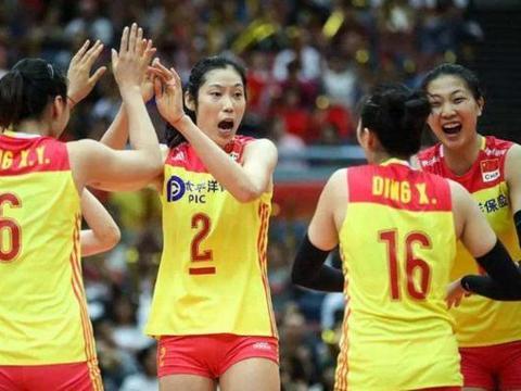 朱婷领衔,中国女排联赛8强基本出炉!张常宁和江苏女排不是第二