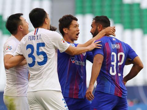 亚冠1-0,申花逆境中爆发:33岁恒大旧将立功,率队抗日成功