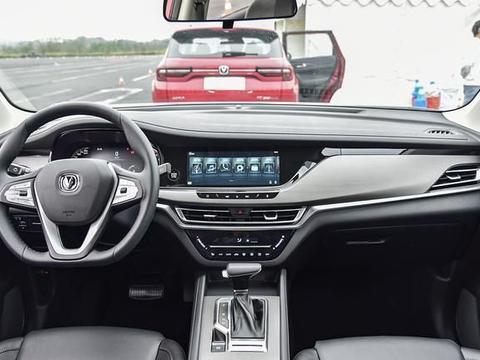 CS35PLUS/CS75百万版上市,共推出7款车型,6.99万元起售!