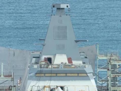 日本新一代护卫舰下水,性能超054A,现场演示如何击落歼20